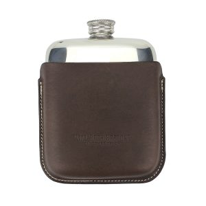 large hipflask back